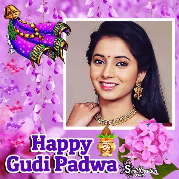 Gudi Padwa Photo Frame
