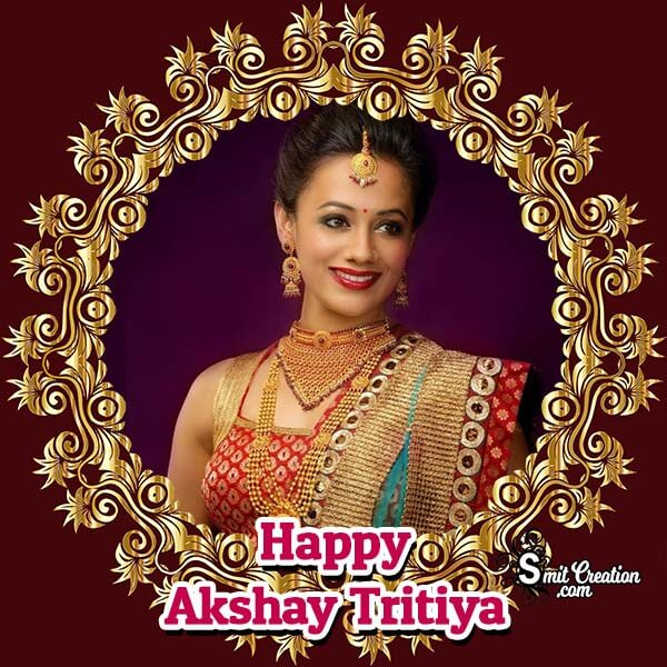 Akshay Tritiya Photo Frame