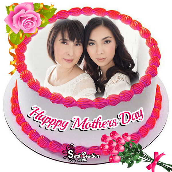 Happy Mothers Day Cake Frame