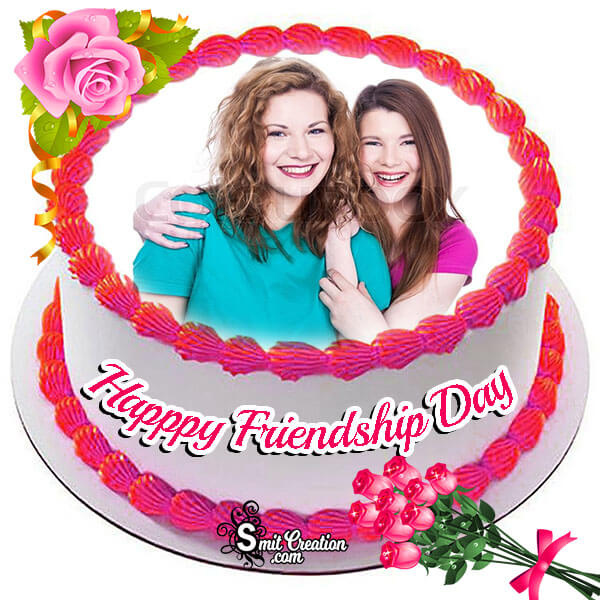 Friendship Day Cake Frame