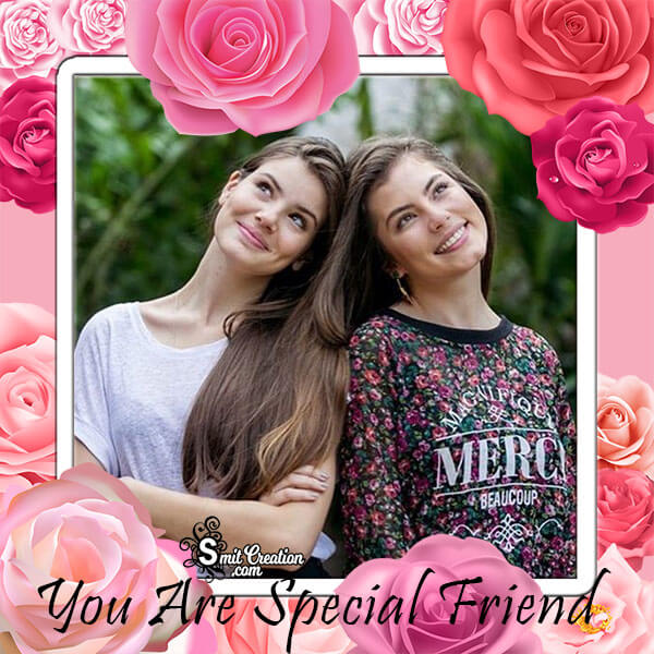 Special Friend Photo Frame