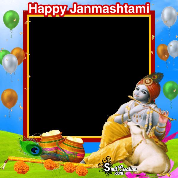 Krishna Janmashtami Frame Smitcreation Com Photoframe