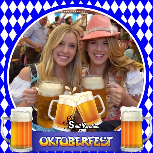 Beerfest Photo Frame