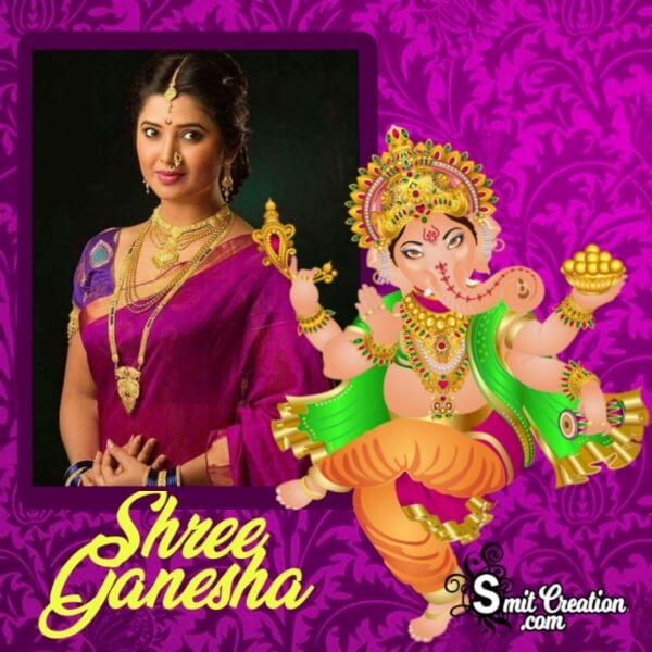 Dancing Ganesha Frame