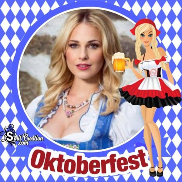 Oktoberfest Photo Frame