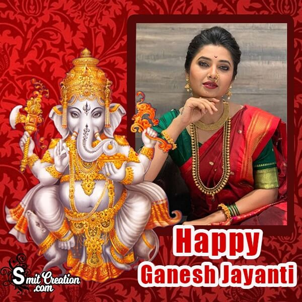 Happy Ganesh Jayanti Utsav