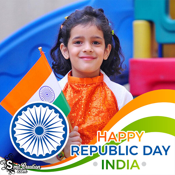 Republic Day India Photo Frame