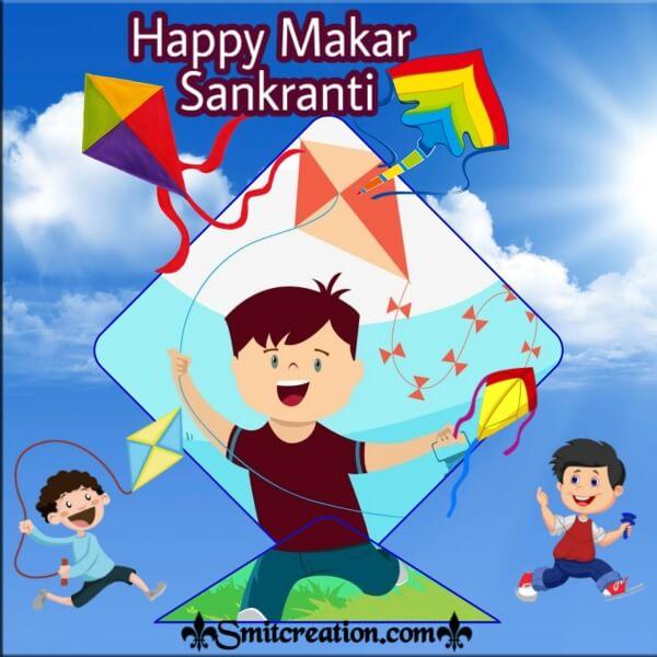 Makar Sankranti Photo Frame