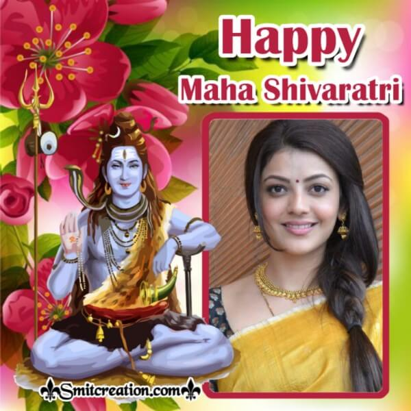 Beautiful Maha Shivratri Frame