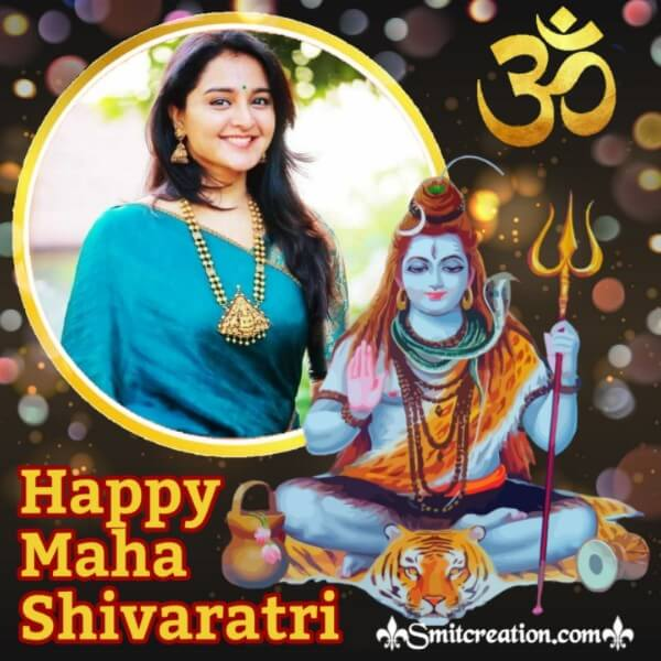 Best Maha Shivratri Photo Frame