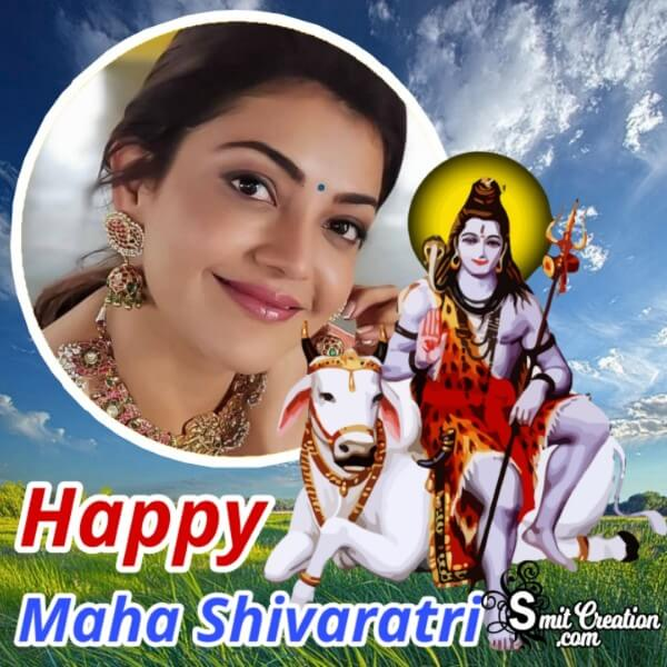 Happy Maha Shivratri Photo Frame