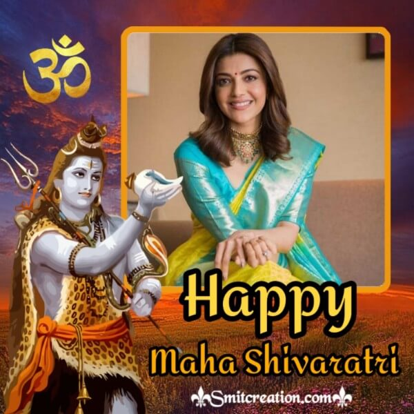 Maha Shivratri Photo Frame