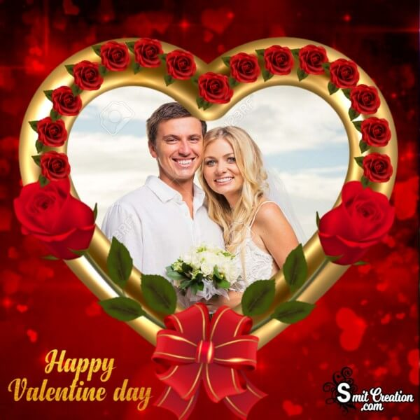 Valentine Day Beautiful Frame