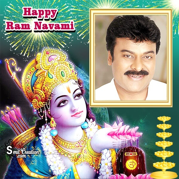 Ram Navami Festival Photo Frame