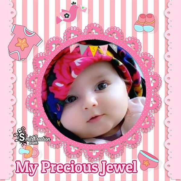 My Precious Baby Photo Frame