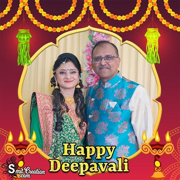 Diwali Decoration Photo Frame