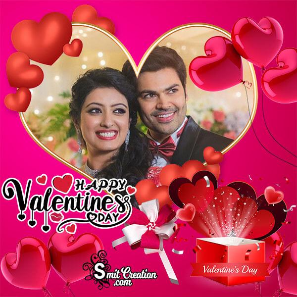 Lovely Valentines Day Photo Frame