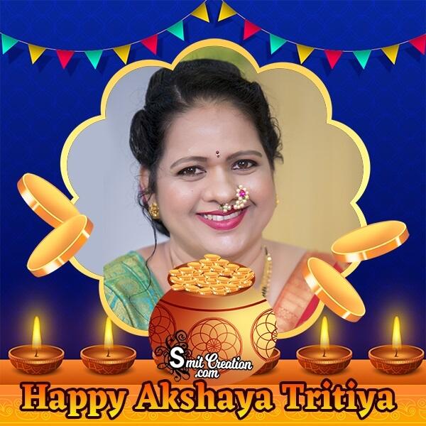 Akshay Tritiya Photo Frame