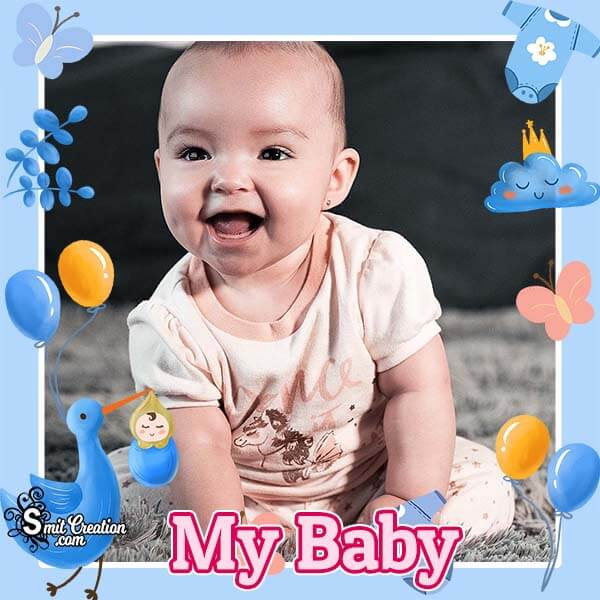 My Baby Photo Frame