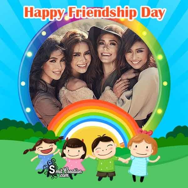 Best Friendship Day Photo Frame