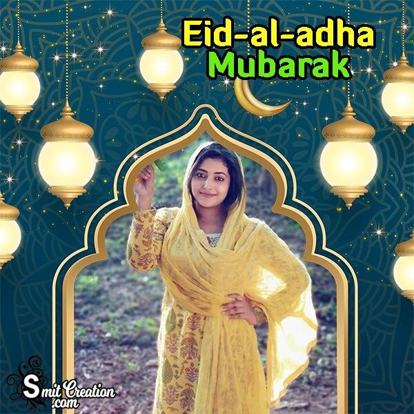 Eid Al Adha Photo Frame