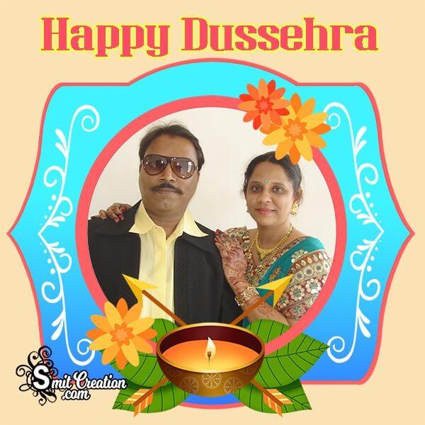 Dussehra Photo Frame
