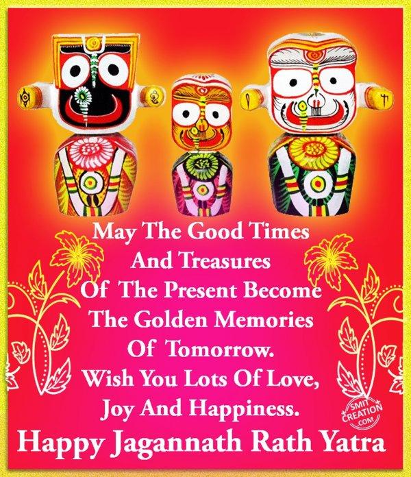 Happy Jagannath Rath Yatra
