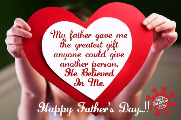 Happy Father's Day..!!
