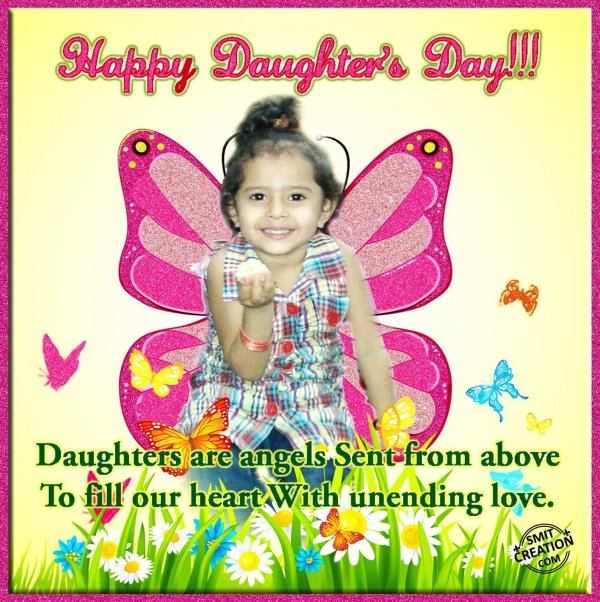 Happy Daughter's Day