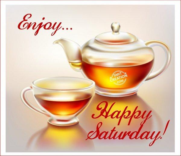 Enjoy… Happy Saturday!
