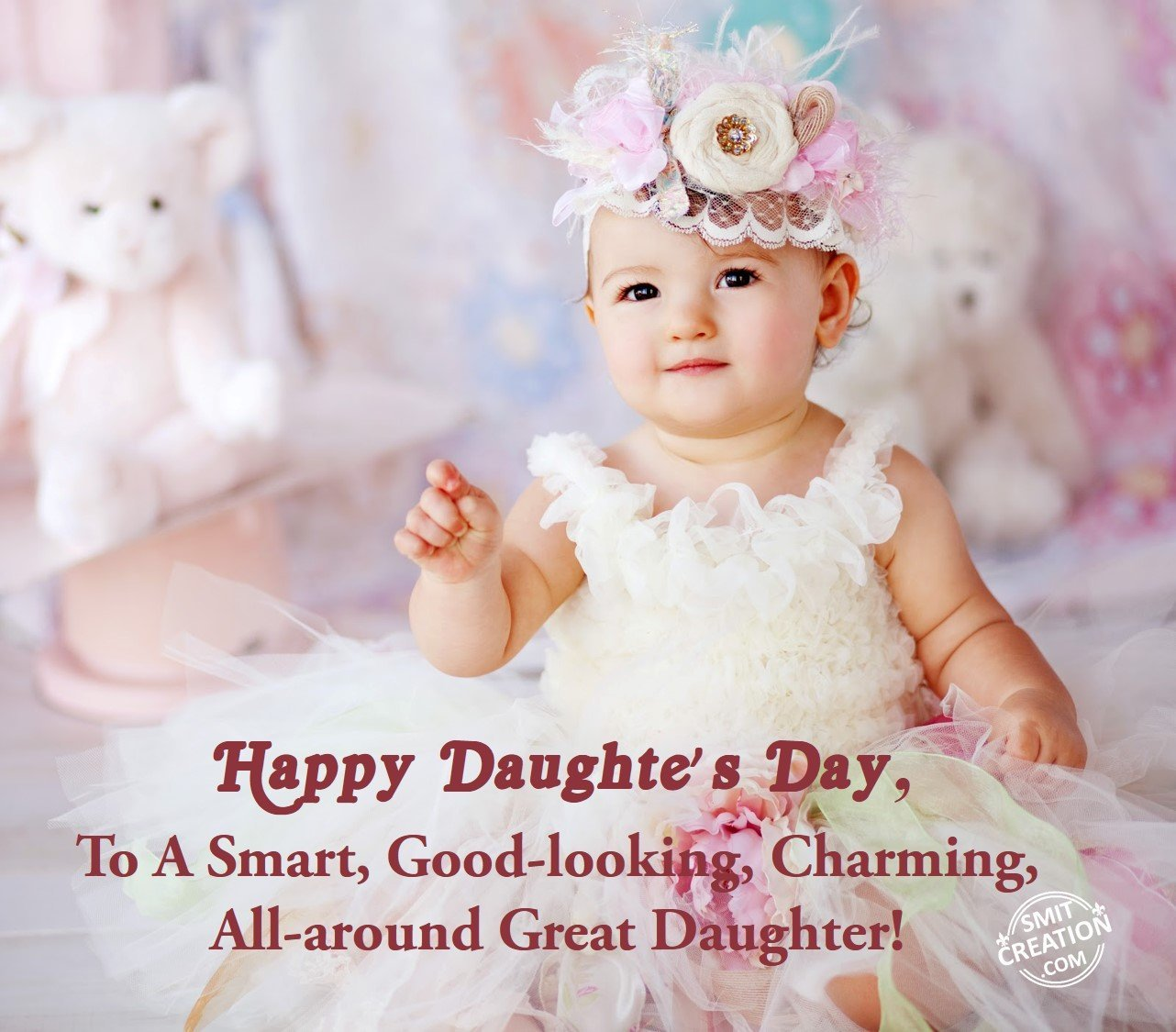 daughters' day - photo #20