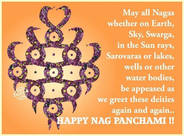 HAPPY NAGPANCHAMI !!