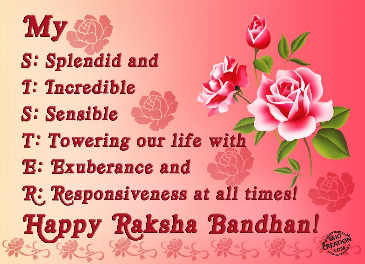 Raksha Bandhan Quotes In Gujarati