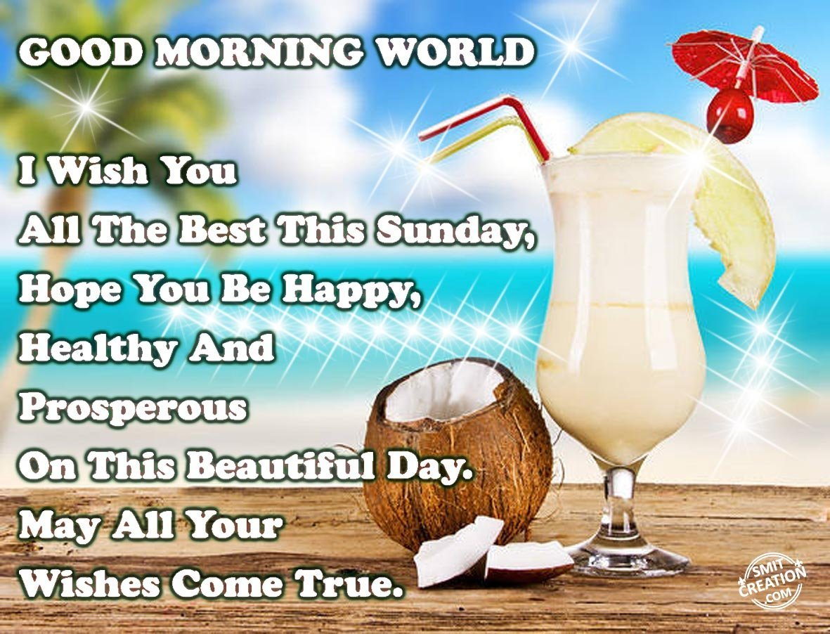 Good Morning Sunday Photos Download : Sunday pictures and graphics smitcreation page
