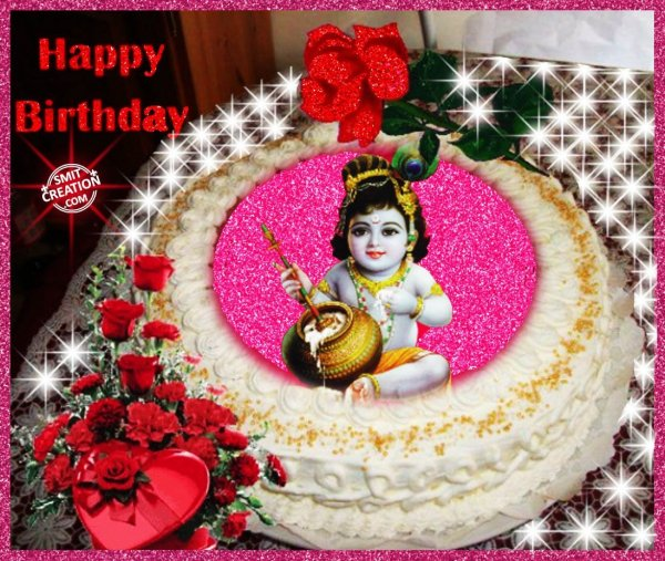 Happy Birthday Krishna