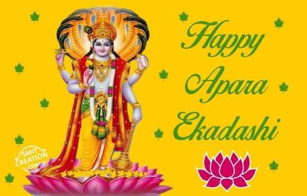 Happy Apara Ekadashi