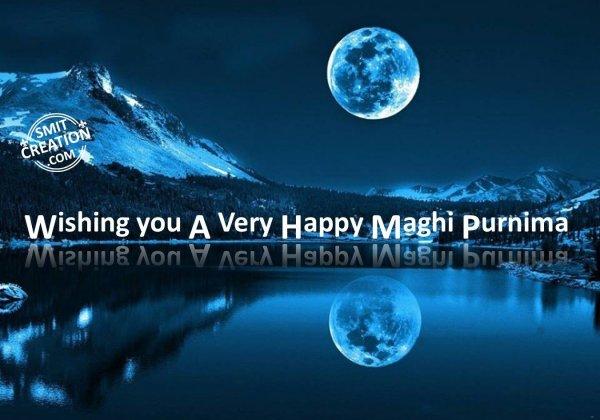 Happy Maghi Purnima