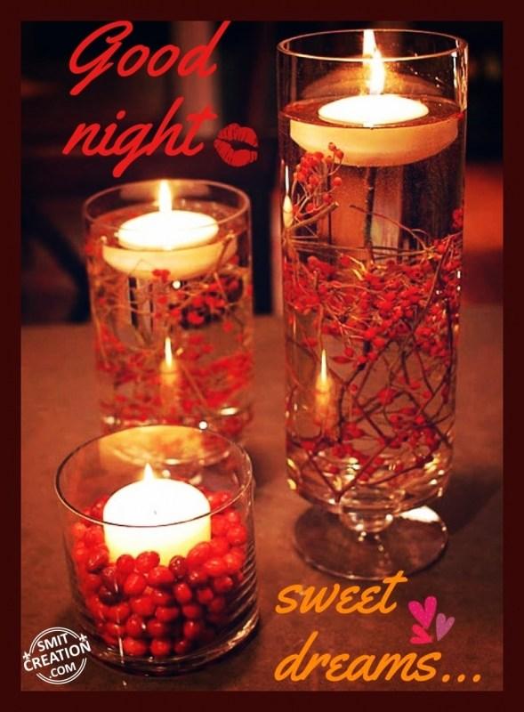 Good Night…Sweet Dreams