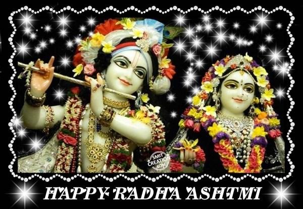 HAPPY RADHA ASHTMI