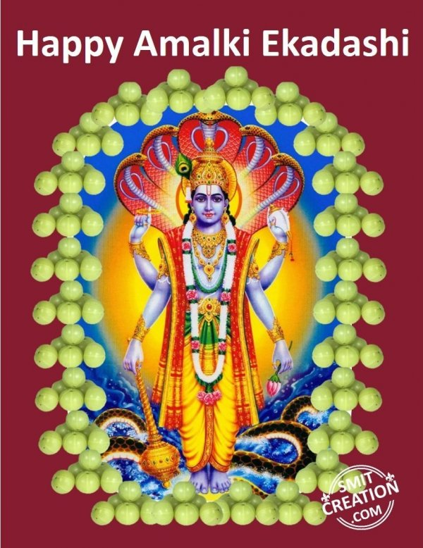 Happy Amalki Ekadashi