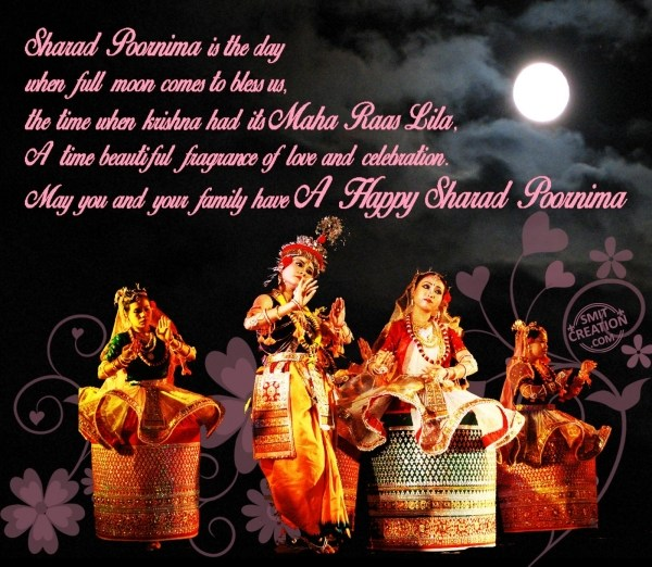 Happy Sharad Poornima