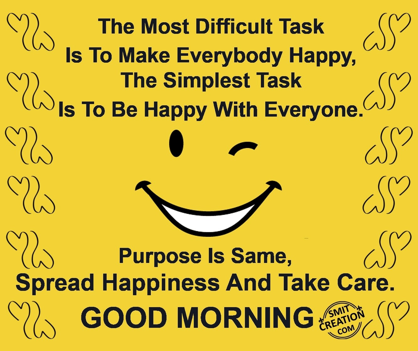 Inspirational Day Quotes: Good Morning Smile Pictures And Graphics