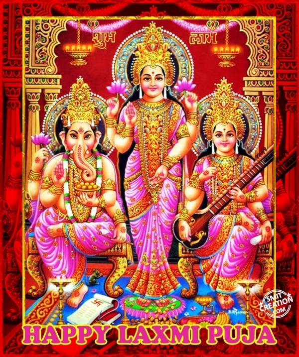 HAPPY LAXMI PUJA