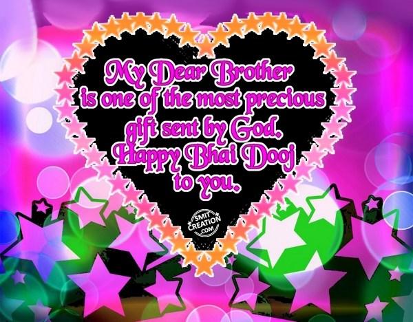 HAPPY BHAI DOOJ TO YOU