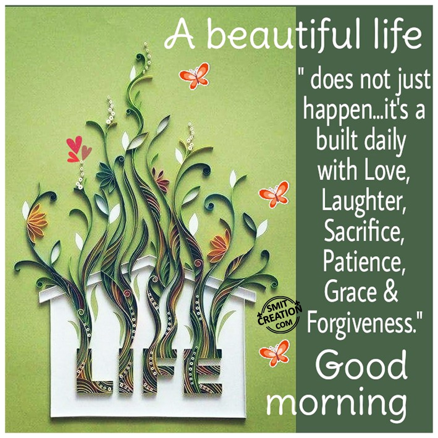 Good Morning Life Pictures And Graphics Smitcreationcom Page 7
