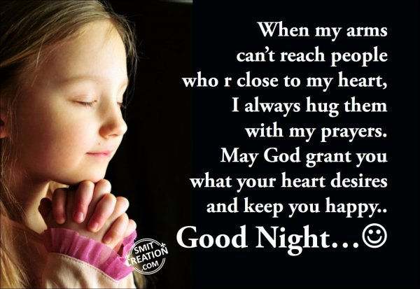 Good Night God Quote