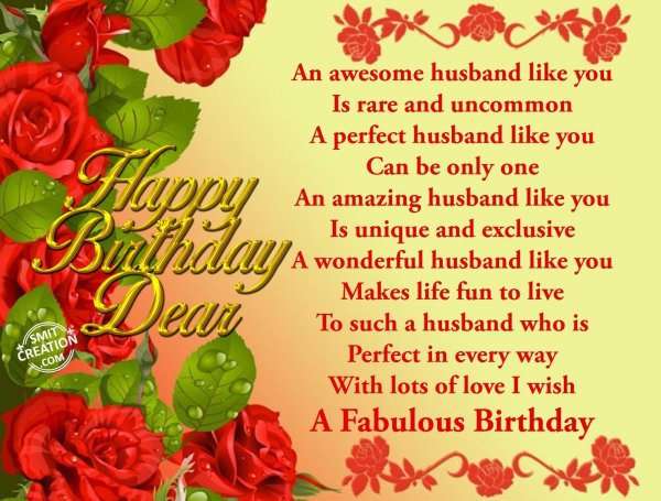 A Fabulous Birthday