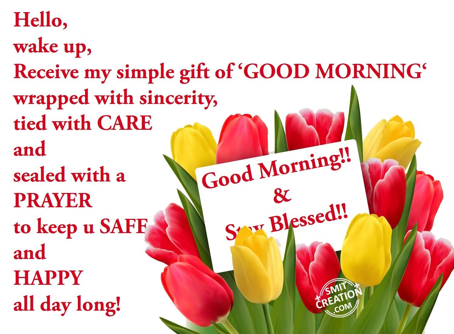 Good Morning Message Pictures And Graphics Smitcreation