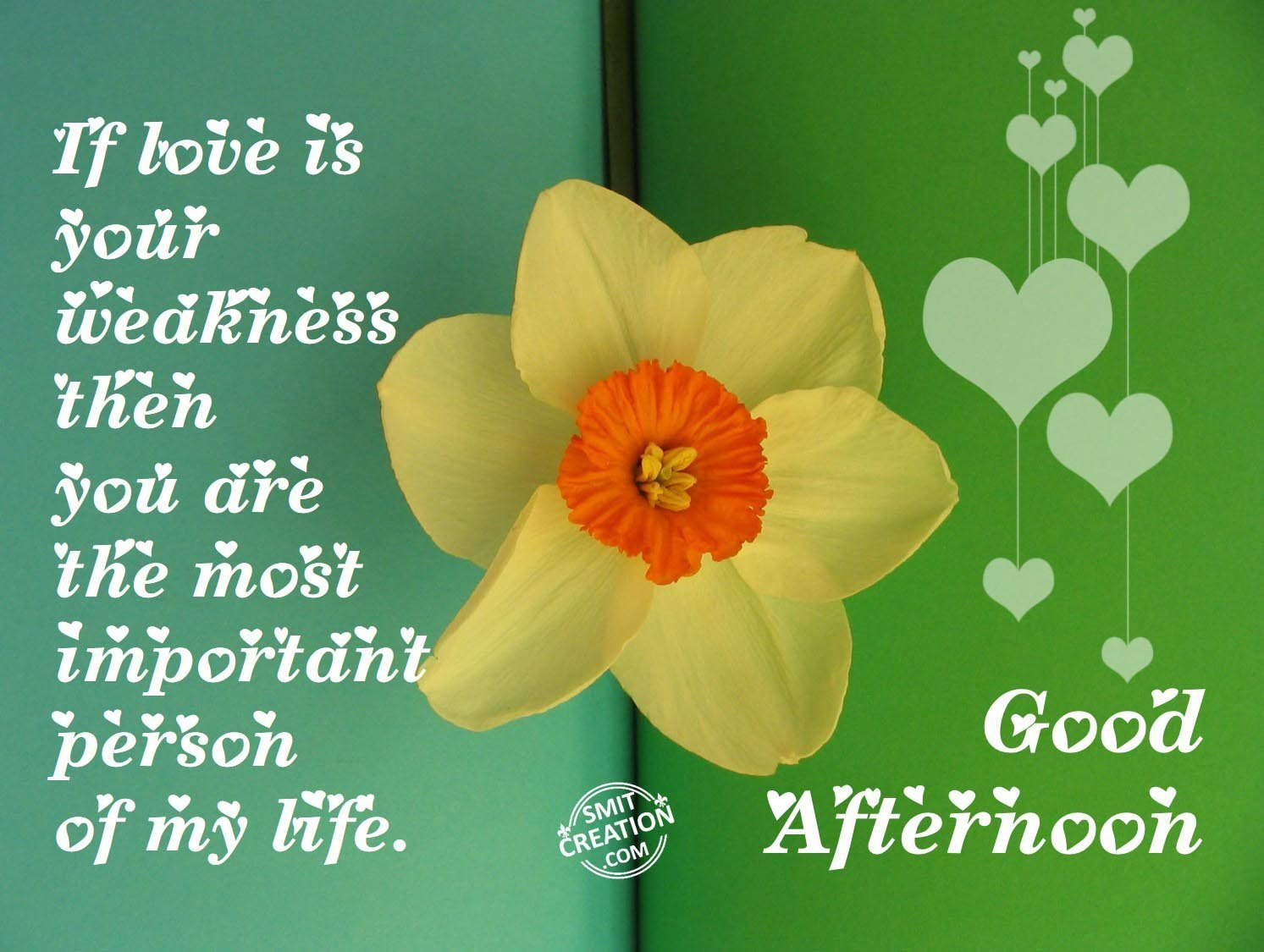 Good Afternoon Message Pictures And Graphics Smitcreation