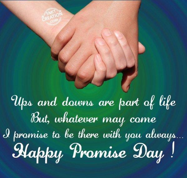 Happy Promise Day!